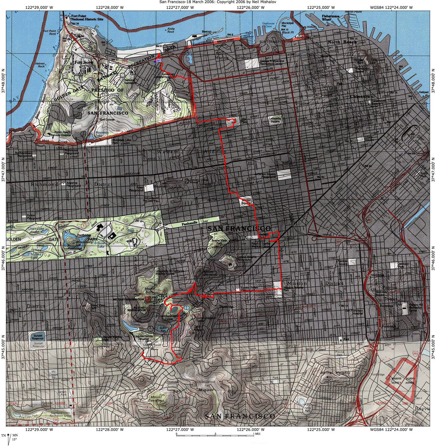 map of chinatown san francisco ca attractions