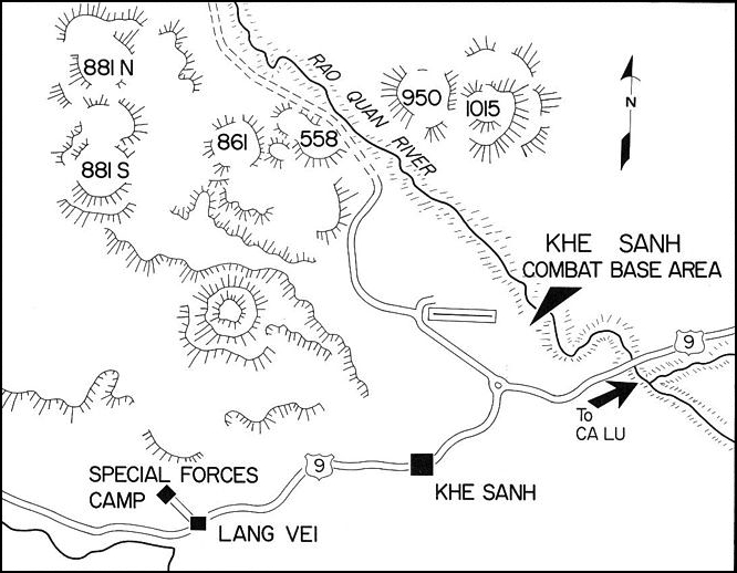 Vietnam The Rockpile Khe Sanh Combat Base Lang Vei Special Forces Camp And Lao Bao 11 12 March 2013